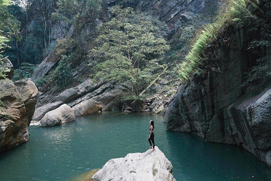 Danau Sanghyang Heuleut (Foto: Instagram/@elok_indonesia)