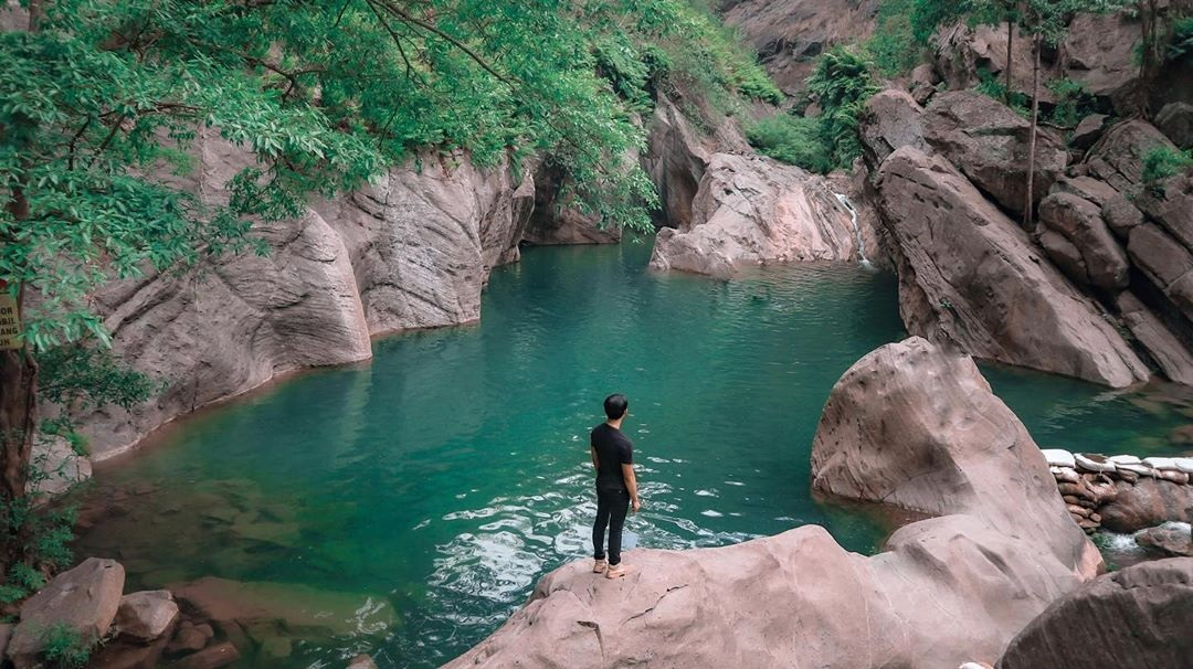 Danau Sanghyang Heuleut (Foto: Instagram/@rendyrish)
