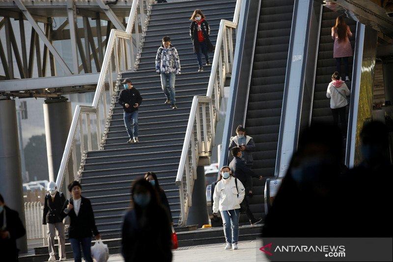 Waduh, Jumlah Kasus Covid-19 di China Merebak Lagi