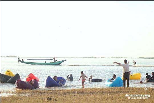 Danau Semayang, Destinasi Alam Baru di Kalimantan Timur