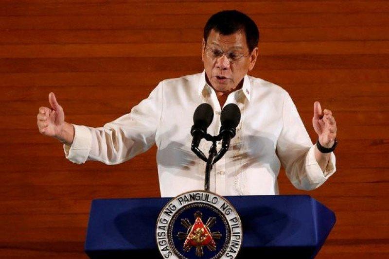 Gerah dengan Pengedar Narkoba, Duterte keluarkan Ultimatum