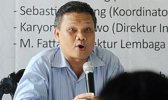 Pakar Komunikasi Politik dari Universitas Pelita Harapan (UPH) Emrus Sihombing. (Foto: JPNN)