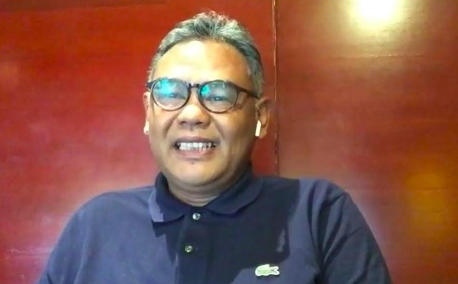 Vice President Human Capital PT Gapura Angkasa, R. M. Taufik Hidayat dalam webinar bertajuk Mau kerja? Apa yang harus disiapkan?(Foto: Tangkapan Layar)
