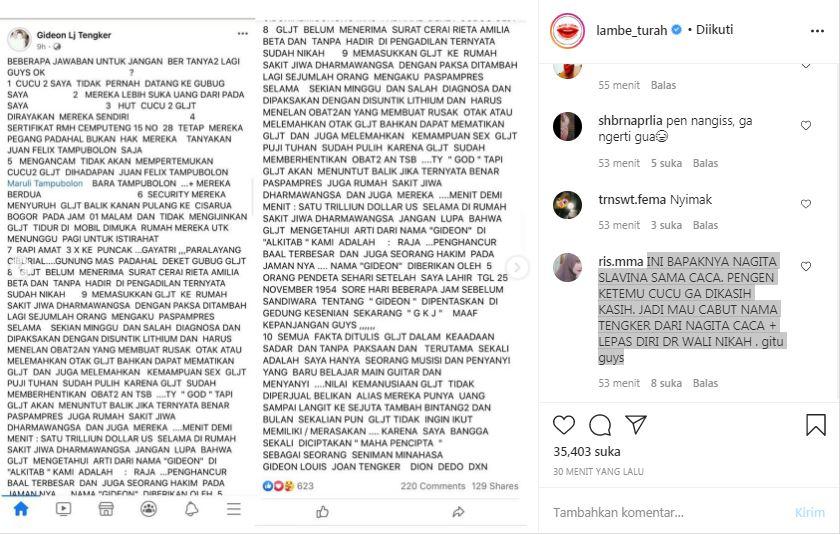 Heboh! Mertua Raffi Ahmad Dilarang Bertemu Rafathar?