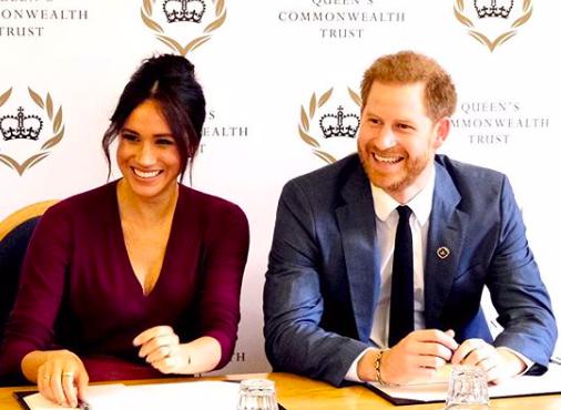 Pangeran Harry dan Meghan Markle Pamit dan Tutup Akun Instagram