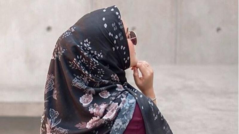 Hijab voal (foto: @vanillahijab)