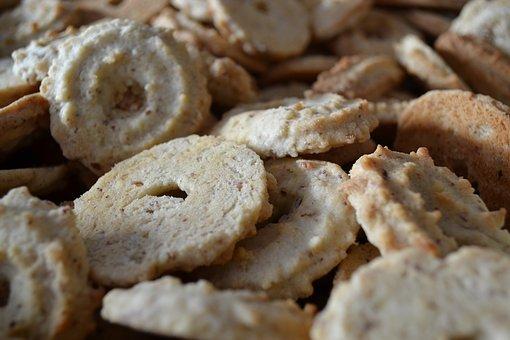 Ilustrasi peanut butter cookies (foto: pixabay)