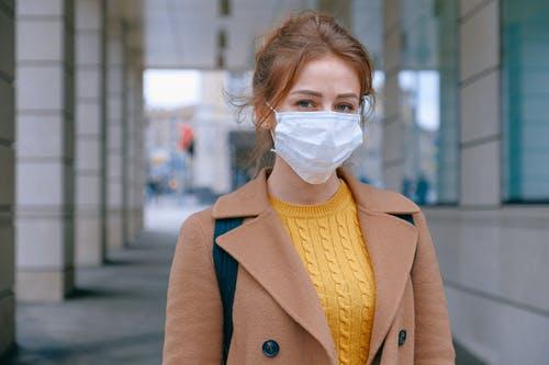 Sering Sesak Napas Saat Pakai Masker? Coba Tips Berikut