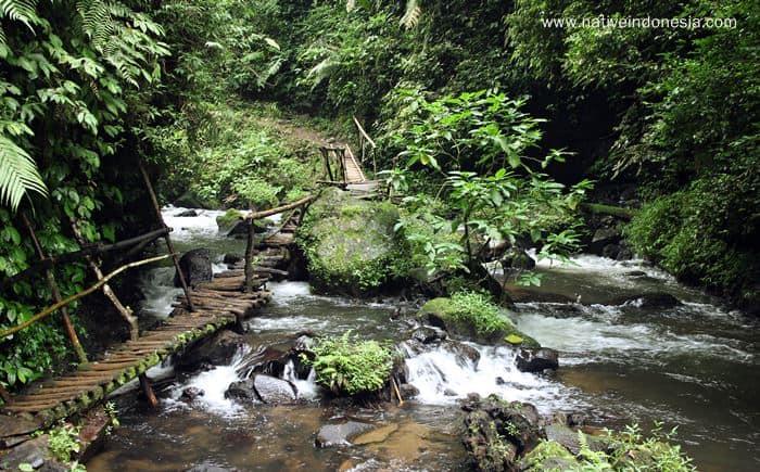 Curug Tilu Leuwi Opat. (Foto: nativeindonesia.com)