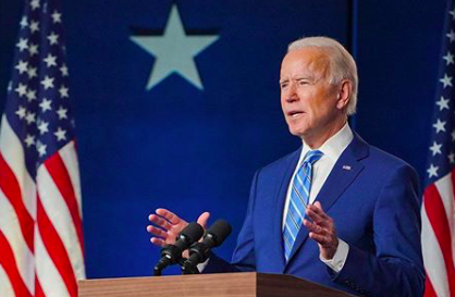 Presiden AS terpilih, Joe Biden (Foto: Instagram @joebiden)