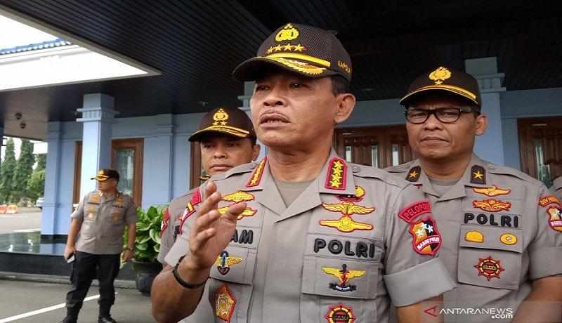 Kapolri Jenderal Pol Idham Aziz. Foto: Antara