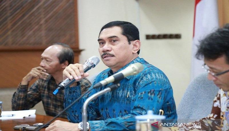Kepala Badan Nasional Penanggulangan Terorisme (BNPT) Komjen Pol Suhardi Alius. Foto: Antara