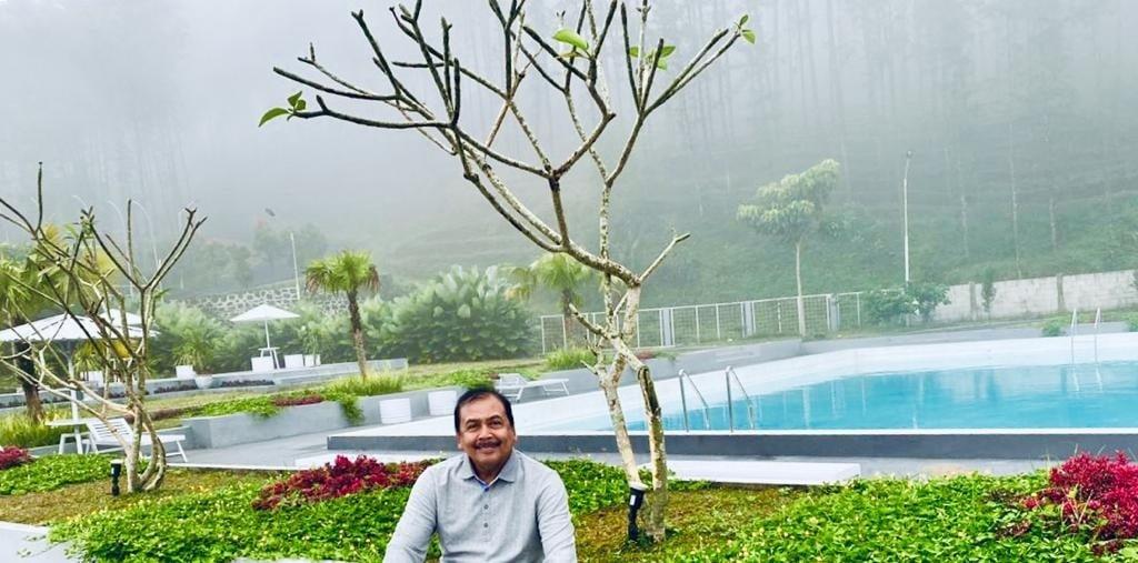 Kukuh Pribadi, pemilik ben dina hills (Foto: ben dina hills)