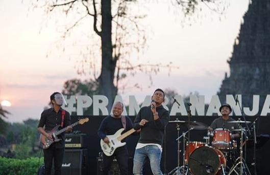 Prambanan Jazz Festival (Foto: Instagram/@prambananjazz)