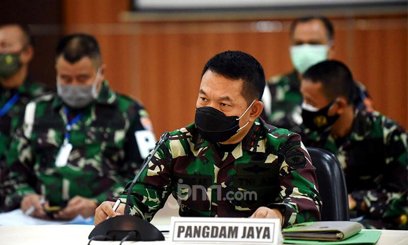 Pangdam Jaya Mayjen TNI Dudung Abdurachman. (Foto: Jpnn.com/Ricardo
