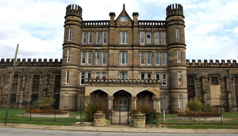 Penjara Moundsville ( foto : flickr )