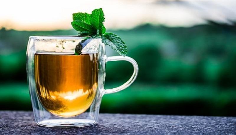 Ilustrasi teh hijau (foto: Pixabay)
