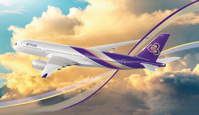 Thai Airways. (Foto: The Star)