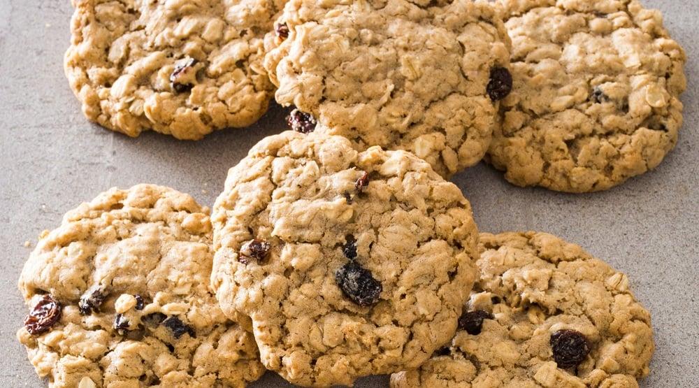 Cookies oatmeal (Foto : the splendid table)