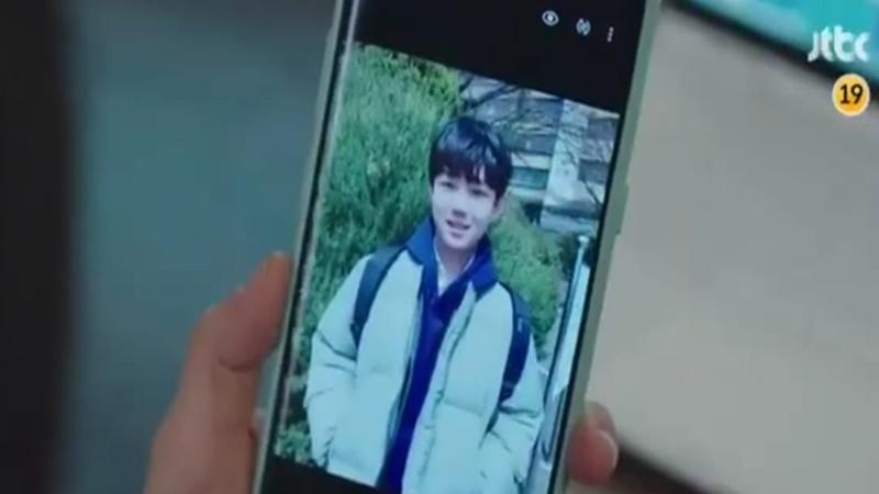 Anak tunggal Sun Woo dari Lee Tae-oh dalam drakor The World of The Married(foto: SC tailer episode 13 The World of The Married JTBC dari YoTube MusicaDaze)