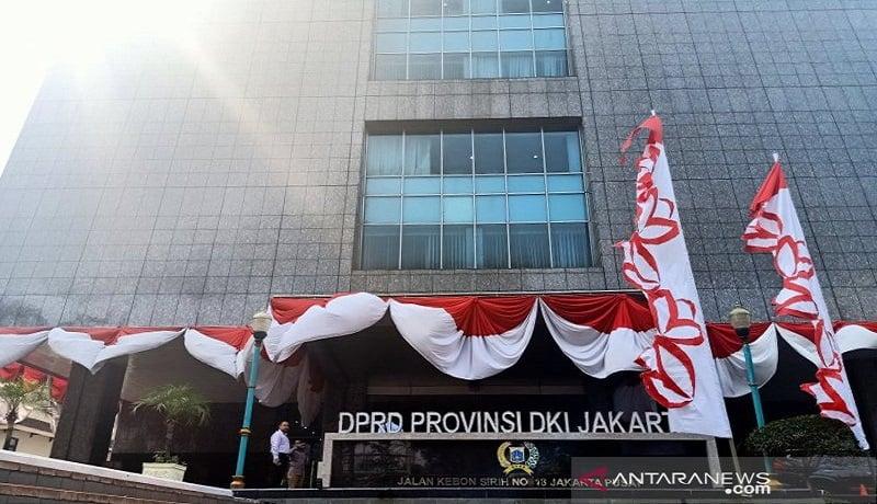 Pemilihan wakil gubernur akan berlangsung oleh DPRD DKI. Foto: Antara