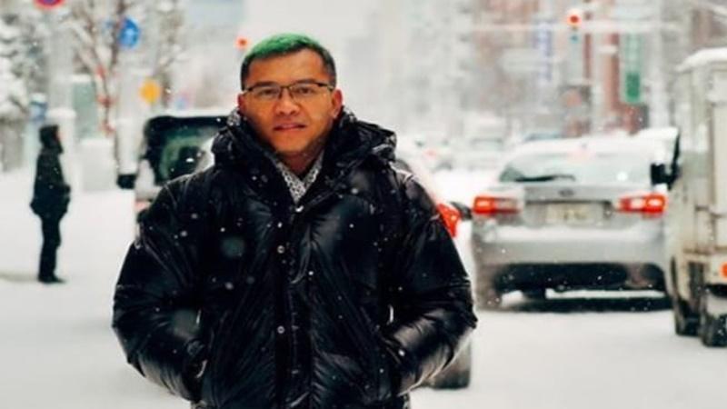 Ananag Hermansyah (foto: SC IG @@ananghijau)