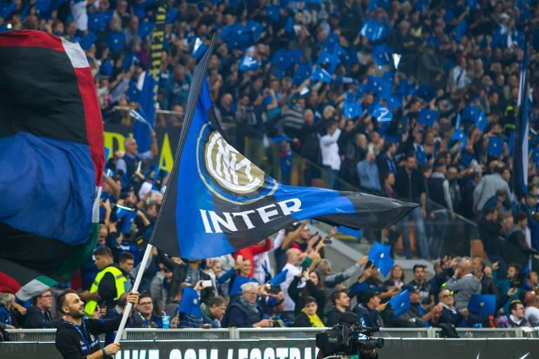 Suporter Inter Milan. Foto: Alessio Morgese/DPPI Media