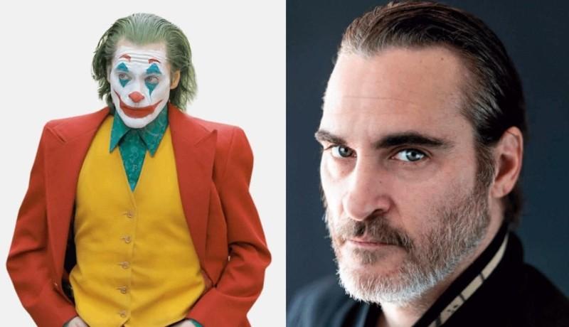 aktor Joaquin Phoenix alias si Joker dalam film Joker ( foto : vanity fair )