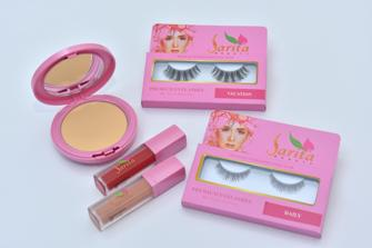 Produk-produk Sarita Beauty. Foto: Sarita Beauty