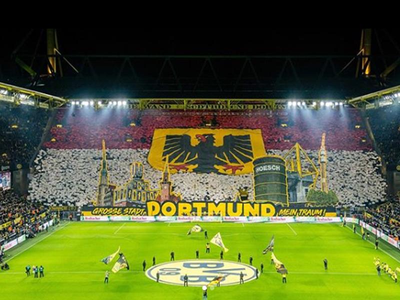 Borussia Dortmund. Foto: BVB09