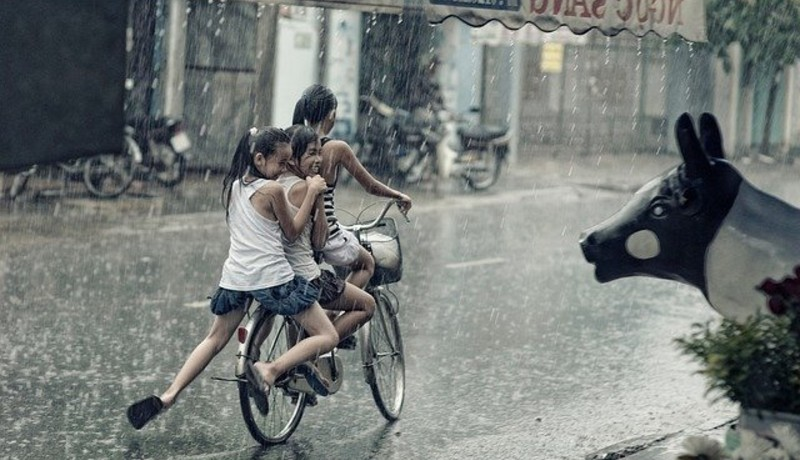 ilustrasi : Musim Hujan ( foto : Pexel )