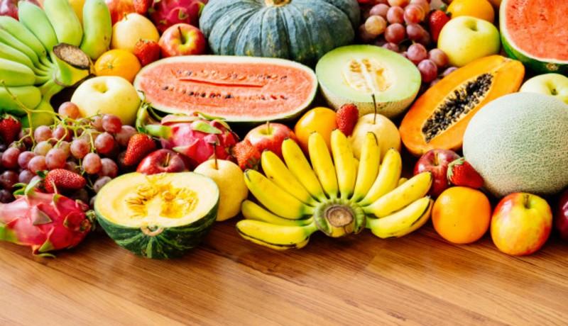 ilustrasi : buah-buahan ( foto : freepik )
