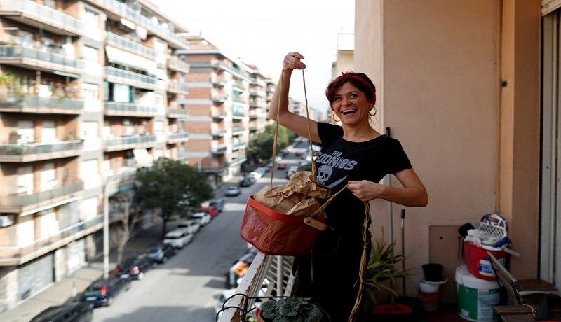 Demi Basmi Corona, Italia Memperpanjang Masa Lockdown
