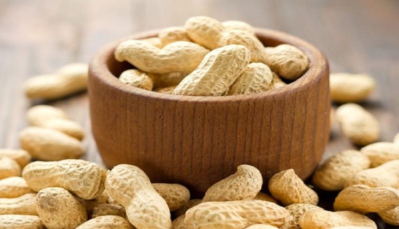 Ilustrasi kacang salah satu camilan sehat. Foto: Pixabay