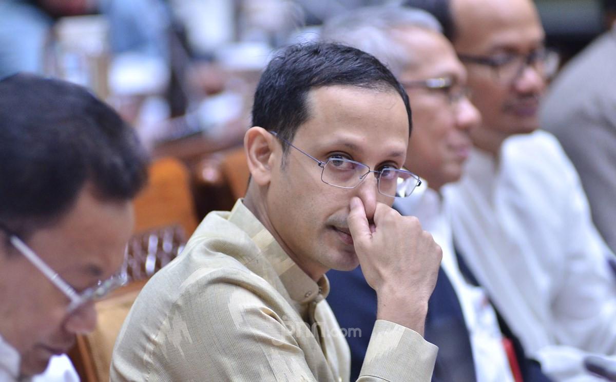Mendikbud Nadiem Makarim. Foto: JPNN.Com/GenPI.Co