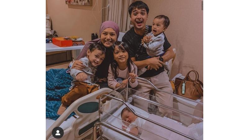 Sudah Jadi Ayah 4 Anak, Ricky Harun: Sesuai Cita-citaku