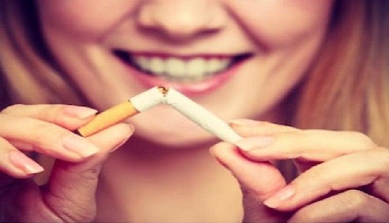 Ilustrasi berhenti merokok. Foto: Shutterstock