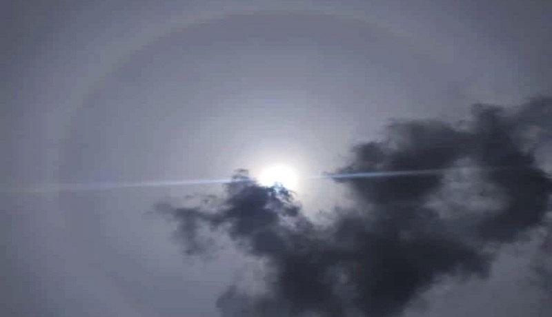 Ilustrasi matahari. Foto: Antara