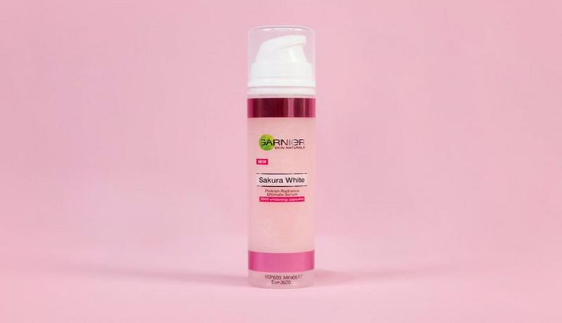 Garnier Sakura Ultimate Serum, Bikin Cantik dan Harga Terjangkau