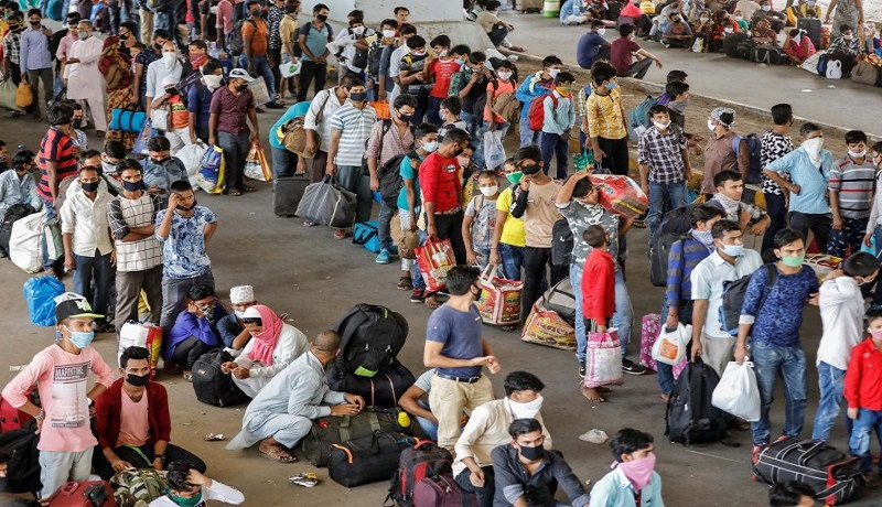 India Keteteran, Virus Corona Menyebar ke Desa-desa