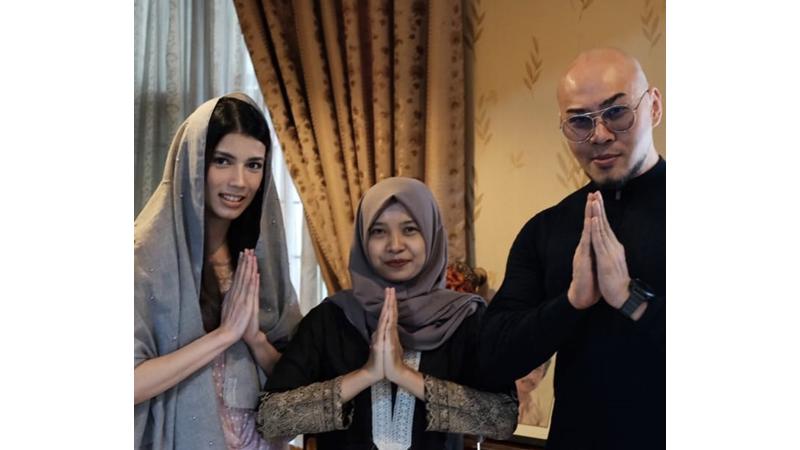 Lebaran Perdana di Rumah, Deddy Corbuzier: Mohon Maaf Lahir Batin