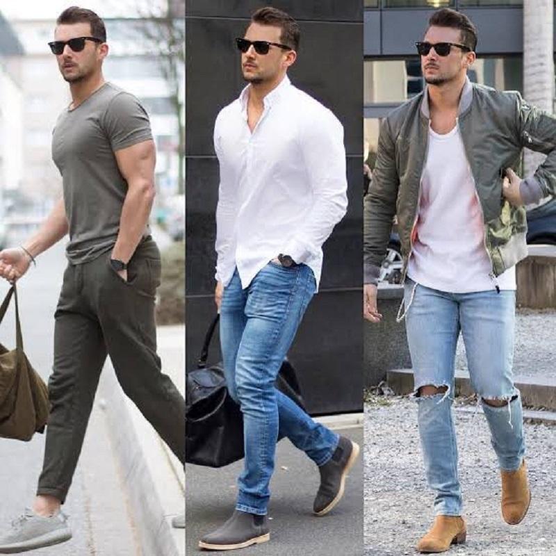 4 Gaya Fesyen Pria yang Disukai Wanita, Nomor 2 Bikin Meleleh
