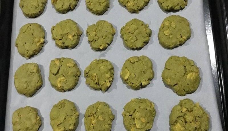 Bikin Yang Beda Ini Resep Kue Kering Greentea Nbsp