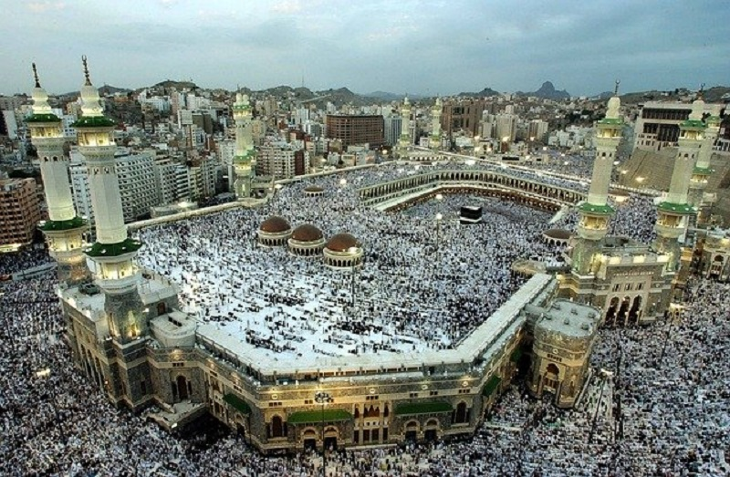 ilustrasi : Mekkah ( foto : pixabay )