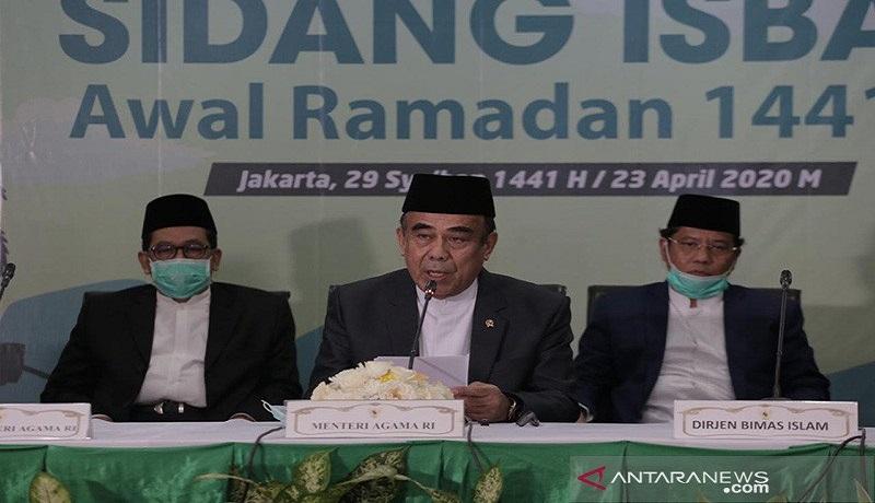 Menteri Agama Fachrul Razi. Foto: Antara