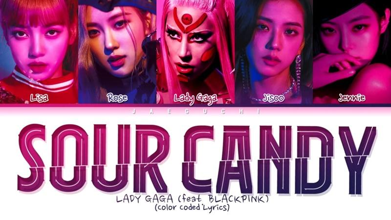 Awal Kisah Lady Gaga Gandeng Blackpink Nyanyikan Sour Candy