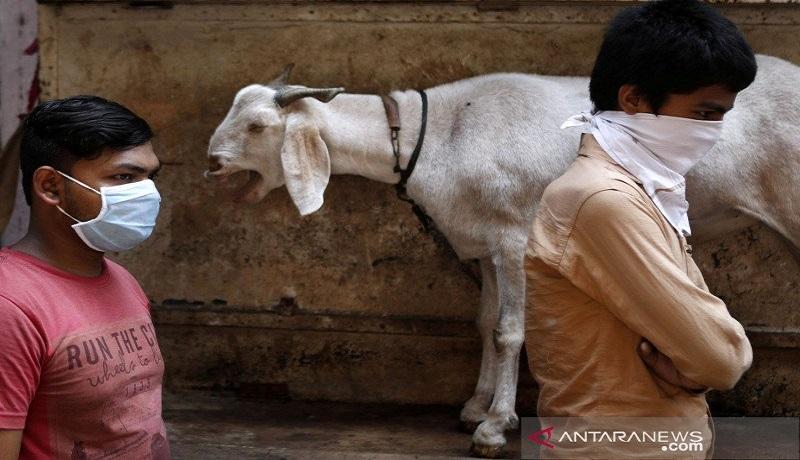 India akan Perpanjang Lockdown, Warga Miskin Bisa Mati Kelaparan