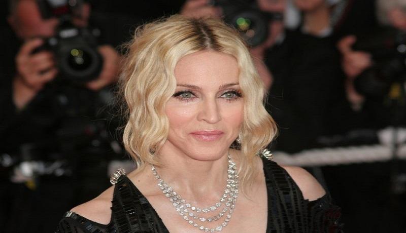Penyanyi asal Amerika Serikta, Madonna. Foto: Antara