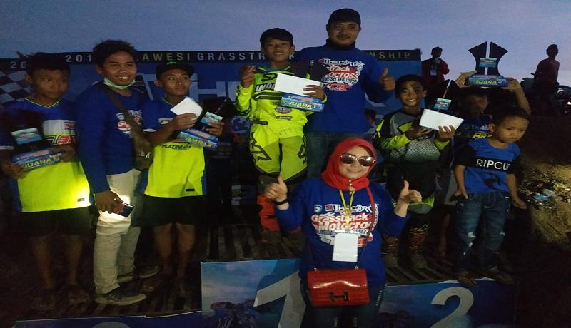 Dzul Fahmi, Pembalap Motor Trail Cilik Berprestasi