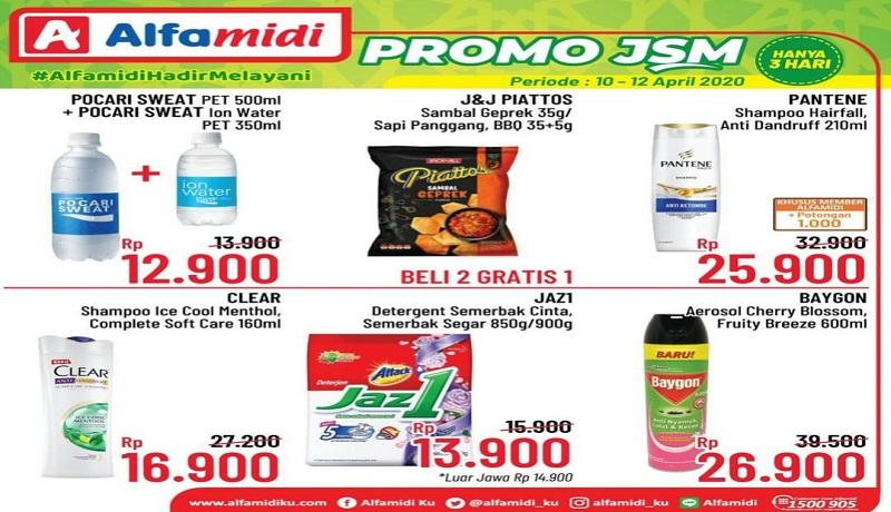 Promo Alfamidi Cuma 3 Hari, Minyak Goreng Murah Banget